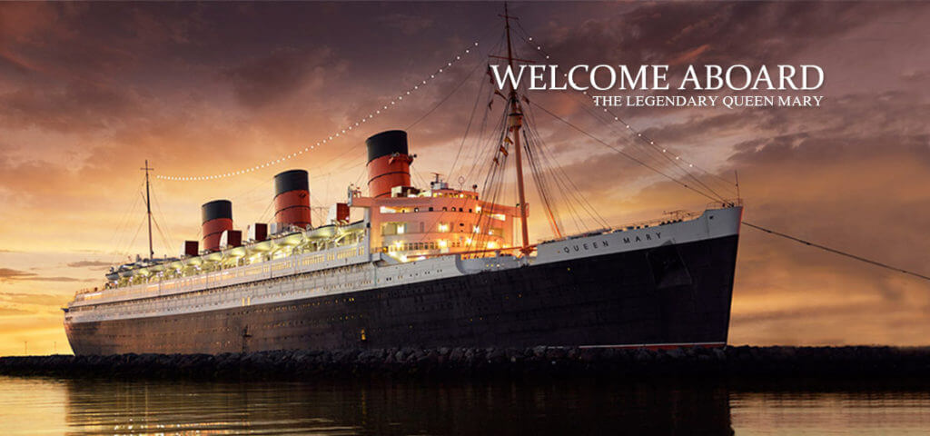 The Queen Mary, California