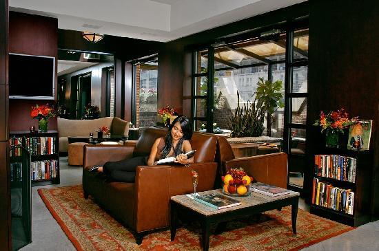 Library Hotel, New York City 2